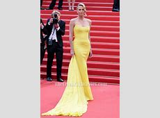 Charlize Theron Yellow Strapless Formal Dress Cannes Film ... Jennifer Lopez Wedding Dresses