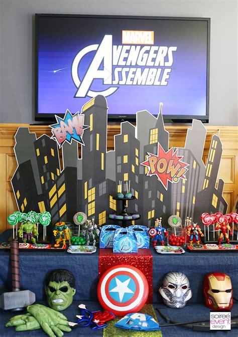 backdrop design avengers marvel avengers party ideas soiree event design