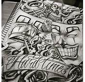 Chicano Tattoo Drawings And Sketches Pictures To Pin On