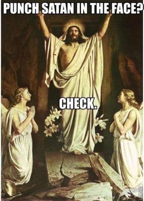 Jesus Easter Meme - 30 best catholic humor images on pinterest catholic