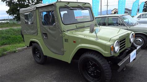 daihatsu jeep daihatsu taft f10 jeep ダイハツ タフト f10 ジープ 1975年式
