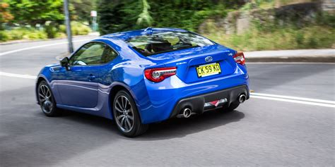Brz Subaru by 2017 Subaru Brz Review Caradvice
