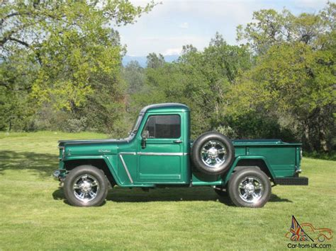 willys jeep truck green willys truck engine willys free engine image for user
