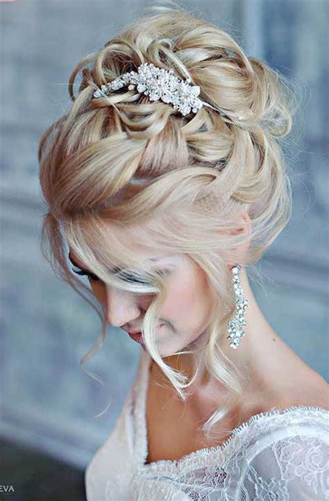 Hairstyles For Hair by 25 Wedding Hair Styles For Hair Hairstyles