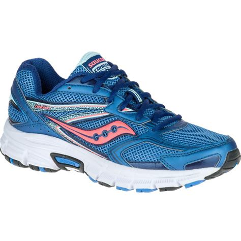 wide womens running shoes saucony s cohesion 9 running shoes wide