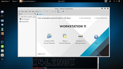 kali linux 2 0 openvas tutorial kali linux 2 0 tutorials how to install vmware
