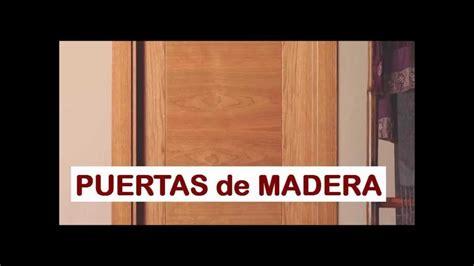 precios de puertas interior lacadas y madera