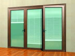 sliding door with blinds sliding glass door with blinds door mini blinds blinds