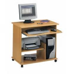 computer tisch computertisch tastaturauszug ct 1 buche dekor home24