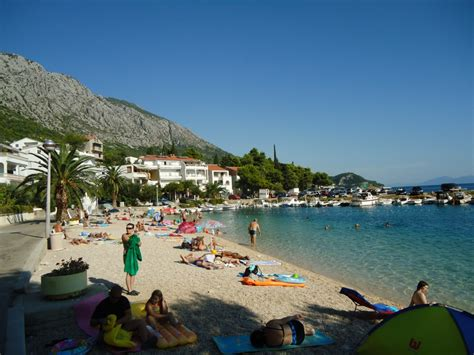 Igrane Croatia, Picturesque village on the Makarska Riviera