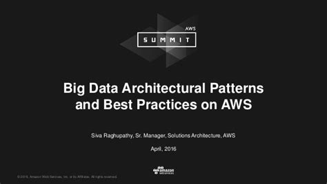 repository pattern best practices net big data architectural patterns