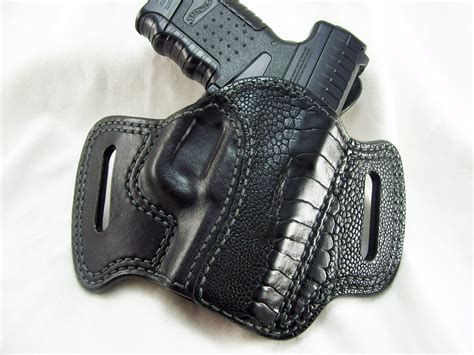 Handmade Gun Holsters - premium and gun holsters hopp custom leather