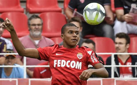kylian mbappe diet mbappe was dropped to protect him says monaco coach