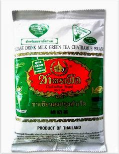 Thai Tea Repack 100 Gr aus thailand marketplace