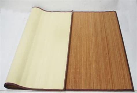 Bamboo Kitchen Floor Mat by Bamboo Antislip Rubber Back Kitchen Doormat Floor
