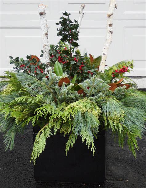 outdoor winter planter ideas ottawa garden design exploring landscape garden design in ottawa