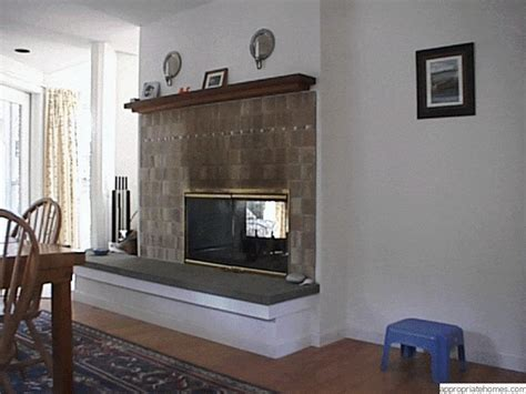 how to build a raised fireplace hearth home design house design builder contractor remodel