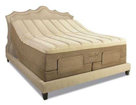 temper pedic bed tempurpedic adjustable base homesfeed