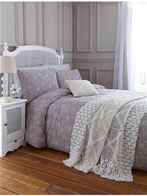 shabby chic floral jacquard bed linen house of fraser