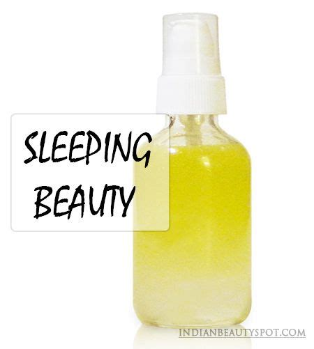 diy sleep pillow mist lavender sleep