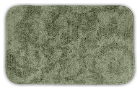 Bathroom Rug Runner Washable Cheltenham Fern Washable Runner Bath Rug 2 X 3 4 Quot Contemporary Rugs By Michael