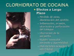 Se basa en el efecto que producen las sustancias en el cerebro de las