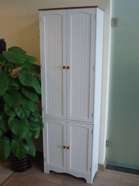 homecharm intl hc  kitchen pantry cabinetwhite