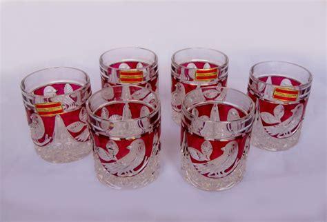bleikristall le hutte bleikristall glasses in cristal