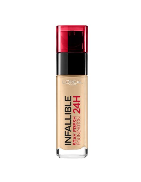 Foundation Loreal Infallible Liquid infallible 24h liquid foundation beige infallible