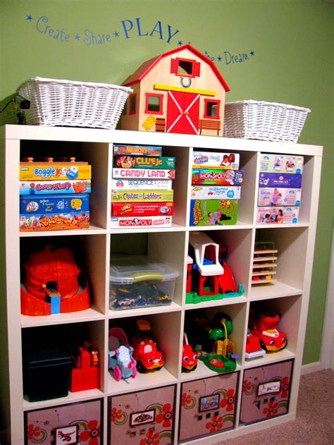 toy organization organizing toys games childrens decor pinterest