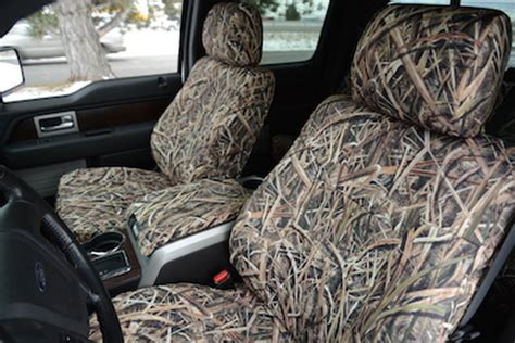 2014 f 150 camo seat covers ford f150 mossy oak blade camo seat cover top view