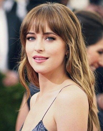 dakota johnson bangs are called what 57 of the most beautiful long hairstyles with bangs