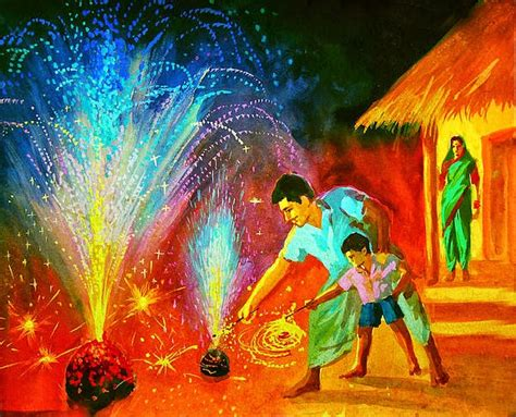 festival of painting happy deepawali diwali wallpapers images and posters