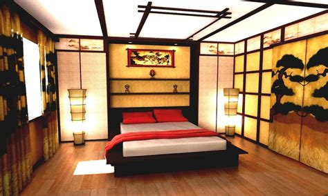 Traditional Japanese Bedroom by Asian Inspired Bedrooms Traditional Japanese Bedroom