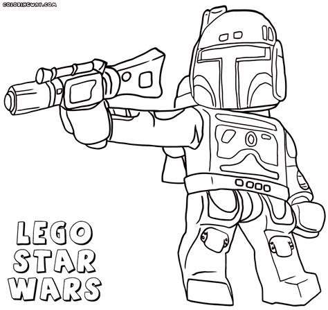 lego coloring pages star wars to print legos star wars coloring pages kids coloring europe