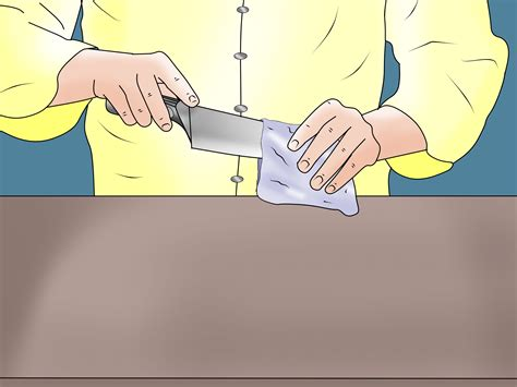 how to use the knife sharpener how to use a knife sharpener 11 steps with pictures