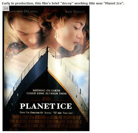 film titanic facts very interesting facts about the movie titanic 33 pics