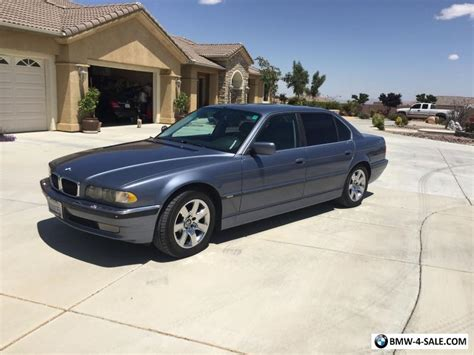 4 series bmw for sale 2001 bmw 7 series 4 door for sale in united states
