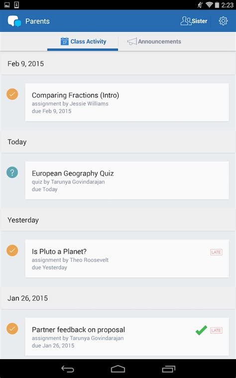 edmodo quiz app edmodo for parents android apps on google play
