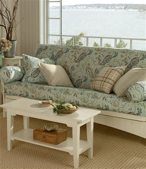 ll bean slipcovers ll bean painted cottage futon slipcover fabrics for my