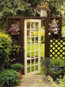 Ideas For Old Gates Garden Gates The Owner Builder Network