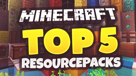 best resource pack minecraft top 5 minecraft texture packs resource packs
