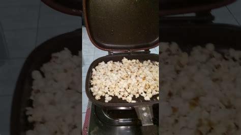 membuat bolu dengan happy call cara membuat popcorn dengan teflon happy call youtube