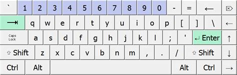 qt keyboard layout switch c what makes a qt widget and its layout behave