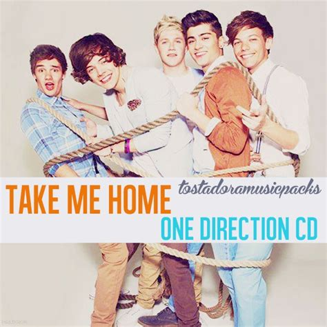 take me home one direction by tostadoramusicpacks on