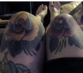 Kneecap Tattoo Healing | knee tattoo part two