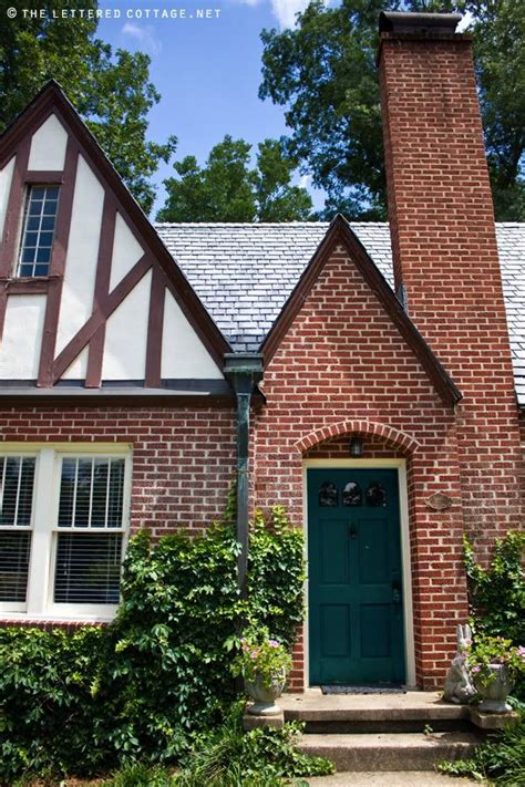 red brick house door colors tudor brick houses with painted front doors i like a blue