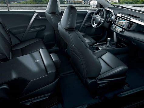 rav 4 interni configuratore nuova toyota rav4 hybrid e listino prezzi 2017