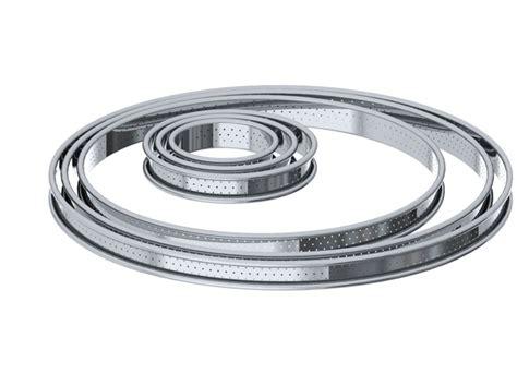 cercle cuisine inox cercle tarte 8 cm inox sans fond de buyer matriel