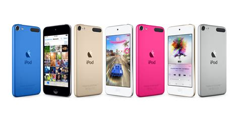 ipod touch 6 colors apple discontinues ipod nano and shuffle increases